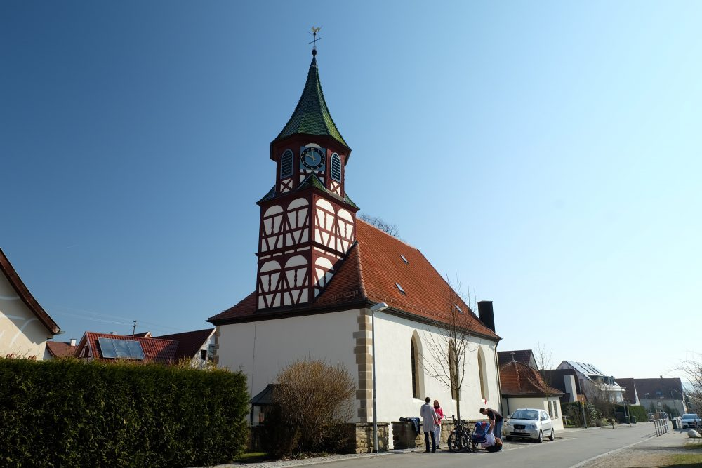 Ev. Michaelskirche Pfäffingen