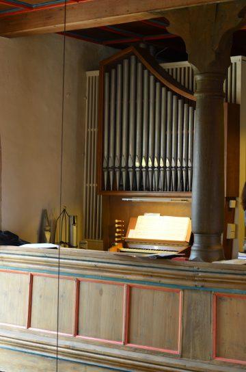 Michaelskirche - Orgel