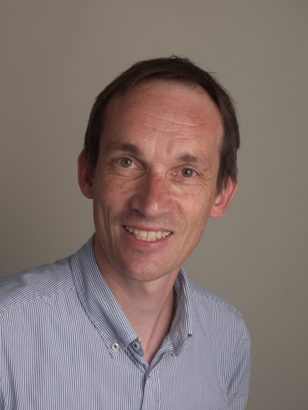 Pfarrer Tilman Knödler